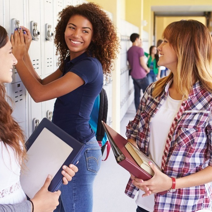 buddy students high school